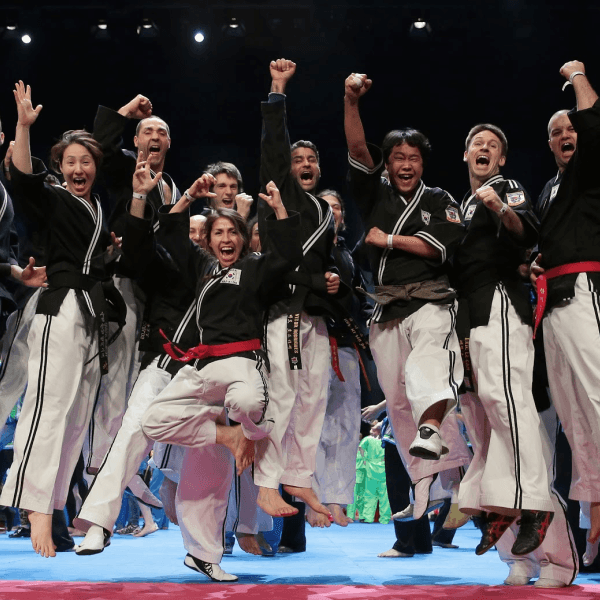 World Hapkimudo Federation - Nos Dojangs